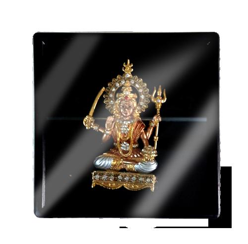 เข็มกลัดลายไทยลายพระศิวะหัวโขนเหมาะสำหรับเป็นของที่ระลึก ของฝาก และของชำร่วยในงานพิธีต่าง ๆ
